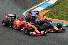 Formel 1 - Sch�ne K�mpfe mit Red Bull: Alonso: Bestleistung in komplexem Rennen