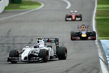 Formel 1 - Nichts ist unm�glich: Williams: Jetzt schon hei� auf Spa und Monza
