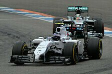 Formel 1 - Williams: Mercedes im Visier