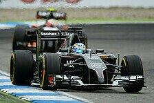 Formel 1 - Jagd auf die ersten Punkte, Teil elf: Sauber Vorschau: Ungarn GP