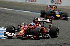Formel 1 - Nicht gl�cklich: Alonso: An Mercedes-Dominanz gew�hnt