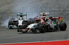 Formel 1 - Zur�ck in die Erfolgsspur: Sergio Perez: Gute Punkte vor der Pause