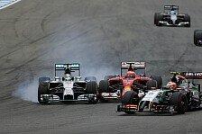 Formel 1 - Wege aus der Krise: Hembery: Warum nicht 2 Rennen pro Wochenende?