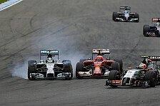 Formel 1 - Fackelnde Autos & brennende Zweik�mpfe: Deutschland GP: Die Antworten zum Rennen