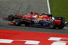 Formel 1 - Erneutes Lob von Alonso: Ricciardo: Endlich den harten Racer heraush�ngen