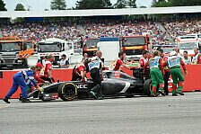 Formel 1 - Rosberg profitiert: Sutil-Dreher: Deshalb kam kein Safety Car
