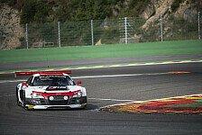 Blancpain GT Serien - McLaren-Desaster in erster Rennstunde: 24 Stunden Spa: Audi diktiert, BMW folgt