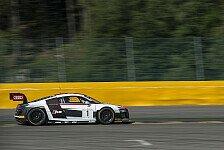Blancpain GT Serien - Mercedes auf Platz sechs: BMW & Audi: Duell um die Spitze