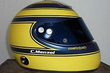 Mehr Sportwagen - Ein neuer Helm f�r Spa: Christian Menzel