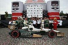 IndyCar - Von 11 auf 1: Conway gewinnt zweites Toronto-Rennen