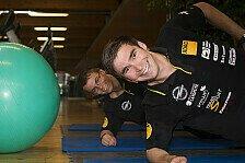 ADAC Opel Rallye Cup - K�rperliche Fitness als Grundvoraussetzung: Intensive Trainingsprogramme f�r Kreim und Griebel