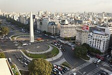 Formel E - Viertes Rennen in erster Formel-E-Saison: Strecke in Buenos Aires vorgestellt