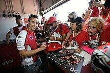 MotoGP - Leidenschaft in Misano: Fahrer begeistert von der World Ducati Week