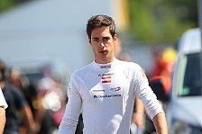 GP2 - Chaotisches Rennen: Rene Binder: Mit Platz 14 in die Sommerpause