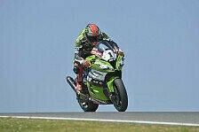 Superbike - Eine gute Basis: Tom Sykes verl�ngert bei Kawasaki