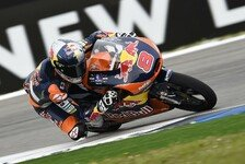Moto3 - Debakel f�r �ttl: Miller holt Pole Position in Indianapolis