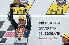 Moto3 - F�nf von zehn Punkten f�r die Saison 2014: Miller: Bin immer noch der gleiche Fahrer