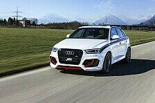 Auto - Maximale Power, maximale Zuverl�ssigkeit: Der neue Audi ABT RS Q3