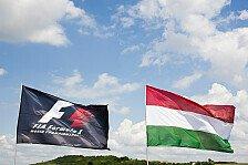 Formel 1 - Bilder: Ungarn GP - Donnerstag