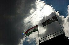 Formel 1 - Blitze �ber Budapest: Wetterprognose f�r den Ungarn GP