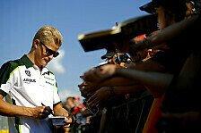 Formel 1 - Ericsson-Manager verhandelt mit drei Teams