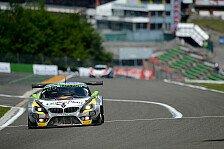 Blancpain GT Serien - Audi-Meute gegen BMW-Einzelk�mpfer: 24 Stunden von Spa: Nur noch 120 Minuten