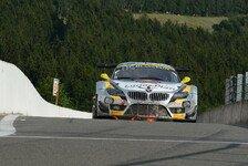 Blancpain GT Serien - GT Corse mit Schrott: Qualifikation in Spa: Rot wegen Ferrari-Crashes