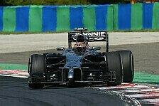 Formel 1 - Top-Five als Ziel: Magnussen im Stallduell erneut klarer Sieger