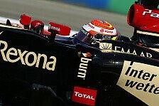 Formel 1 - Funken oder Fahren?: Maldonado: Unser Auto mag schnelle Strecken nicht