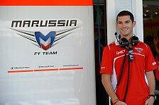 Formel 1 - Karriereh�hepunkt Belgien GP: Portrait: Alexander Rossi