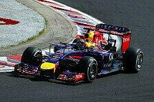 Formel 1 - Der weiche Reifen h�lt: Longrun-Analyse: Vorteil Vettel