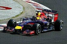Formel 1 - Ab Samstag schon oft auf die M�tze bekommen: Red Bull: Vettel warnt vor Williams