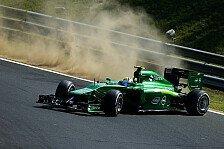 Formel 1 - Saisonbilanz 2014: Caterham