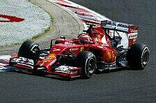 Formel 1 - Nicht der Kimi von vor zwei Jahren: Grosjean: 2014er Autos f�r R�ikk�nen unpassend
