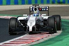 Formel 1 - Enger Dreikampf: Massa-Dreher! Spektakel in Budapest