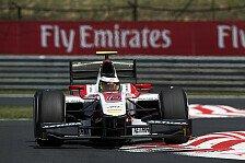 GP2 - Palmer baut Tabellenf�hrung aus: McLaren-Junior Vandoorne holt zweiten Sieg