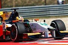 GP2 - Zweimal F�nfter auf dem Hungaroring: Abt feiert in Budapest bestes GP2-Wochenende