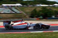 GP2 - Abt startet von 18: McLaren-Junior Vandoorne holt Pole in Spa