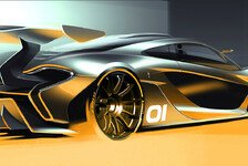 Auto - Erfahrung aus f�nf Jahrzehnten Rennsportgeschichte: McLaren: Der neue GTR P1