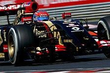 Formel 1 - Die Suche nach der Siegerstra�e: Grosjean und Lotus: Abschied vom sinkenden Schiff?