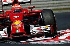 Formel 1 - Ein Resultat �ndert noch gar nichts: R�ikk�nen: Gut, aber noch lange nicht genug