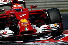 Formel 1 - Wir sind auf dem richtigen Weg: R�ikk�nen: R�tselhaftes Problem mit Hinterreifen