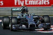 Formel 1 - Mercedes unantastbar?: Rosberg: Mehr von Red Bull erwartet