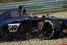 Formel 1 - Chrompfeil in neuem Glanz: McLaren: Gro�e Kehrtwende in Spa?