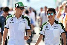 Formel 1 - Erneutes Fahrerchaos: Caterham Vorschau: Italien GP
