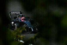 Formel 1 - Das Auto hat sich pl�tzlich viel besser angef�hlt: Button mit wundersamer Leistungssteigerung