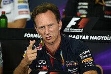 Formel 1 - Entscheidung liegt bei der FIA: Russland und Co.: Horner platzt der Kragen