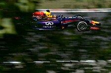 Formel 1 - Gr��ere L�cke als erhofft: Vettel: Zufrieden mit Platz zwei