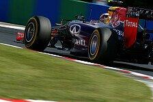 Formel 1 - Software-Update bald auf 100 Prozent?: Renault will Vettel mit kleinen Schritten helfen