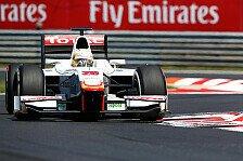 GP2 - Auf der richtigen Strategie: Arthur Pic feiert Sieg im Hauptrennen